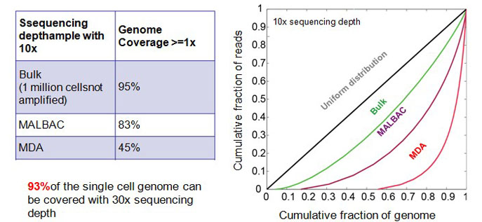Mbioscience |Single Cell Whole Genome Amplification Kit